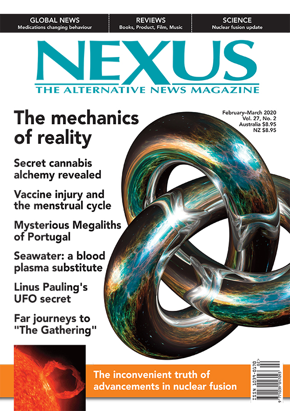 Nexus Magazine HPV menstration and vaccines article by Leslie Botha