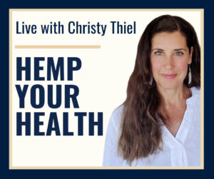 Hemp your Health with Christy Thiel and Leslie Carol Botha